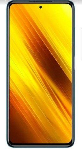 Celular Xiaomi Poco X3 Dual Chip 128GB 4G Global<br><br>