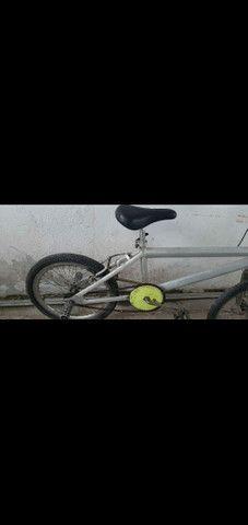 Bicicleta para manobraa em aluminio  - Foto 3