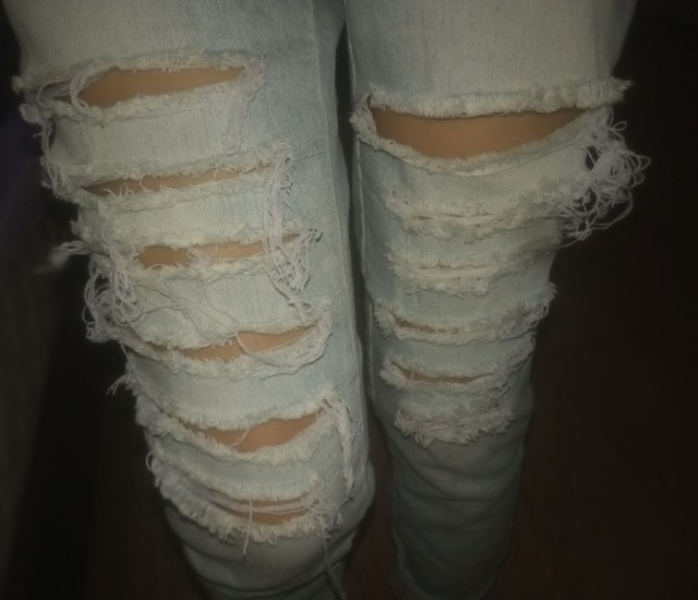 Calça Jeans Cintura Baixa Feminina - Foto 2