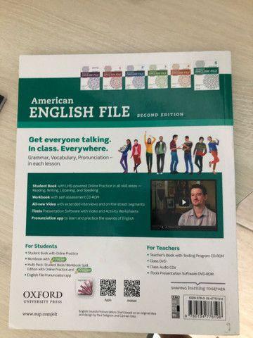 Livro Oxford English File 5 NOVO - Foto 2