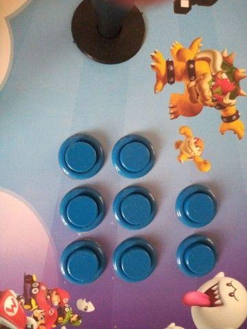Super Nintendo do Mario Bros - Foto 6