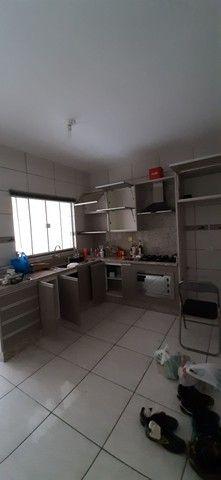 Carandaí MG - Casa Geminada - aceito trocas(lote, carro, etc) - Foto 4