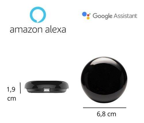 Controle Remoto Universal Inteligente Wifi Smart Home Alexa - Foto 3