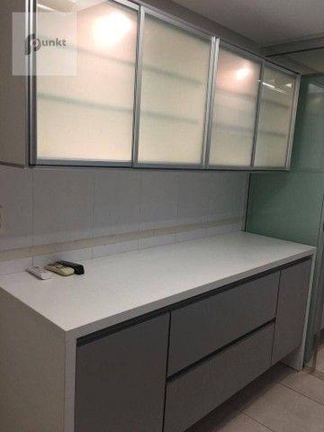 Apartamento com 4 dormitórios para alugar, 195 m² por R$ 7.000/mês - Ponta Negra - Manaus/ - Foto 4