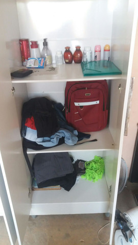 Vindo um guarda roupa bem conservado  - Foto 4
