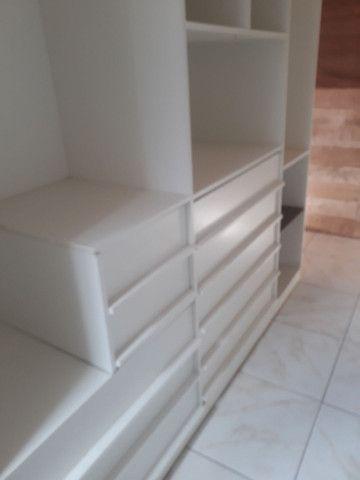 Guarda roupa, tipo closet,   com 2,80 de altura,  2,60 de comp. 50 cm de larg.  - Foto 3