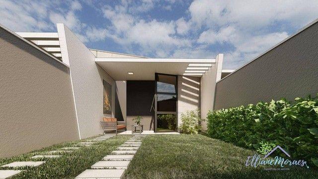 Casa à venda, 103 m² por R$ 360.000,00 - Parnamirim - Eusébio/CE - Foto 3