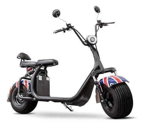 Scooter elétrica 1500W 12Ah - X2D Plus