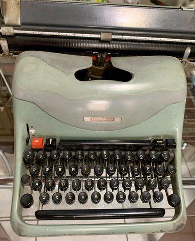 Máquina de Escrever Lexikon 80 - Foto 2