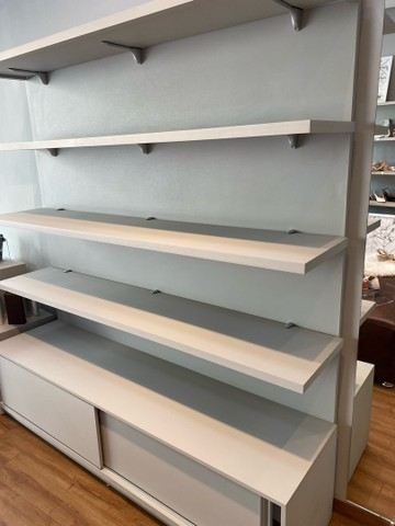 Prateleira mais módulo, moveis para loja  - Foto 4