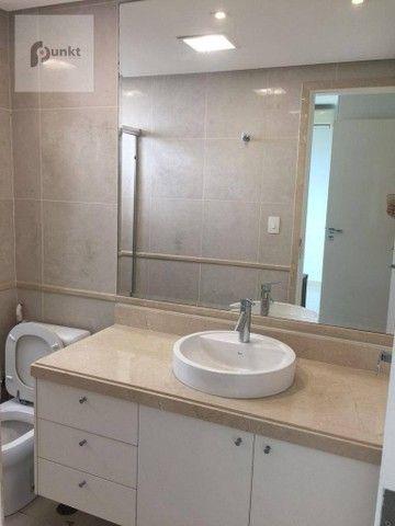 Apartamento com 4 dormitórios para alugar, 195 m² por R$ 7.000/mês - Ponta Negra - Manaus/ - Foto 16