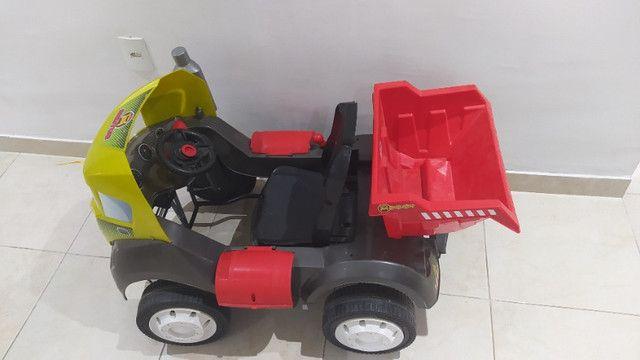 Caminhão caçamba Brutus de pedal - Foto 4