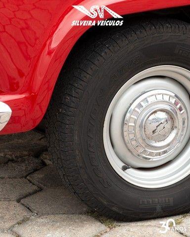Chevrolet C10 Diesel - Ano: 1974 - Raridade - Foto 15