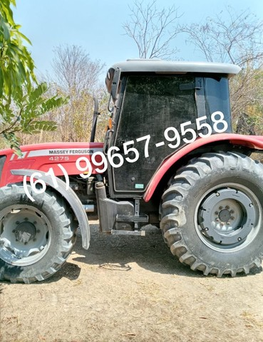 Trator Massey Ferguson 4275 - 4x4 <br>
