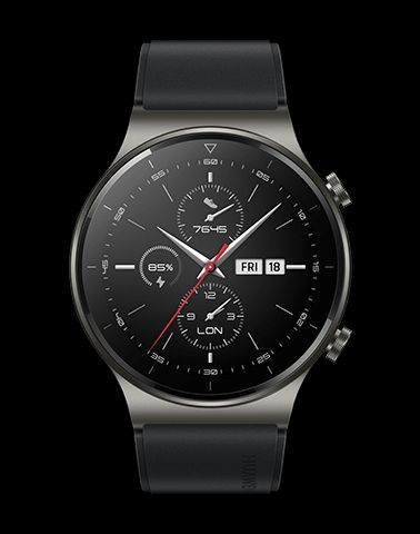 Huawei watch Gt2 Pro , oxímetro Spo2,gps, vidro de safira + Titânio, smartwatch  - Foto 2