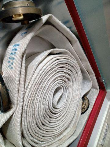 Manutenção de extintores em geral