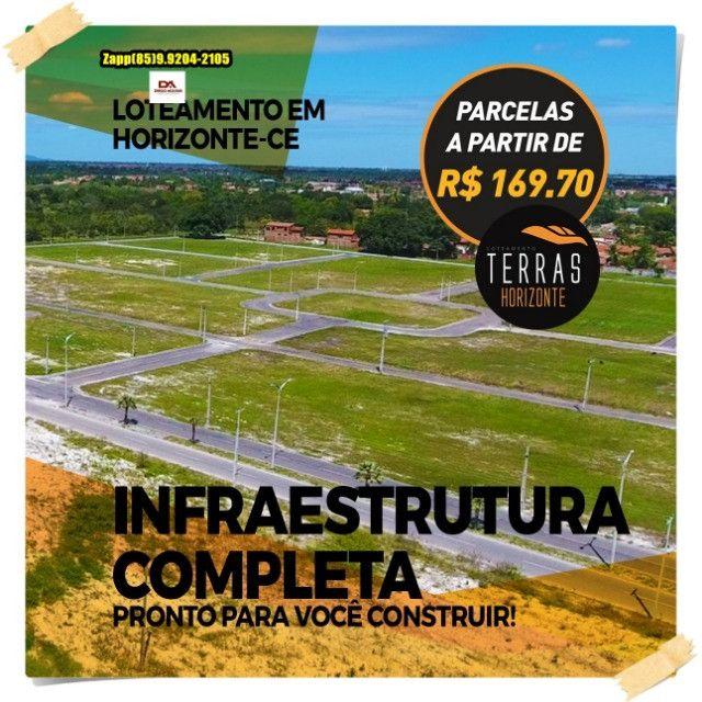 Lotes Terras Horizonte - Venha investir já @!#@ - Foto 7
