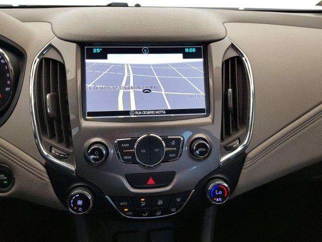 Chevrolet Cruze - 2017 1.4 Turbo Ltz Flex 4P Automático - Foto 6