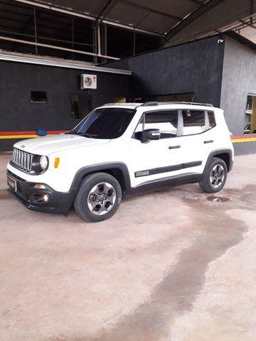 Jeep Renegade Sport 1.8 15/16 Automático km 45.214 Tel: * Alan vendedor