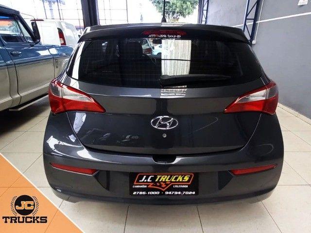 Hyundai HB20 Comfort 1.0 2017 - Foto 8