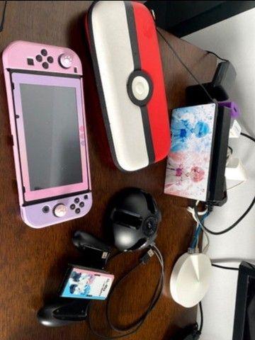Nintendo switch completo v/t