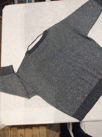 Suéter lurex - Foto 3