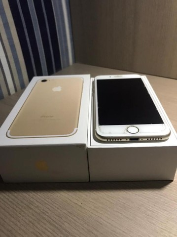 iPhone 7 128gb Ouro  - Foto 4