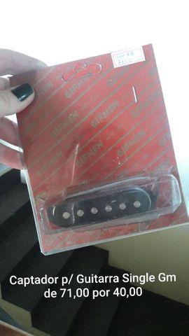 Captador p/ Guitarra Single Gm