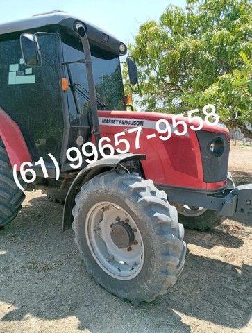 Trator Massey Ferguson 4275 - 4x4 <br> - Foto 5