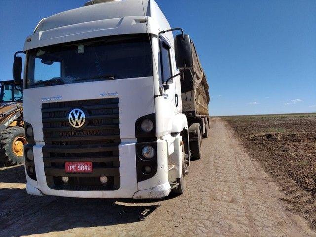 Barbada! Vendo Constellation 19.320, caminhão trabalhando. - Foto 4