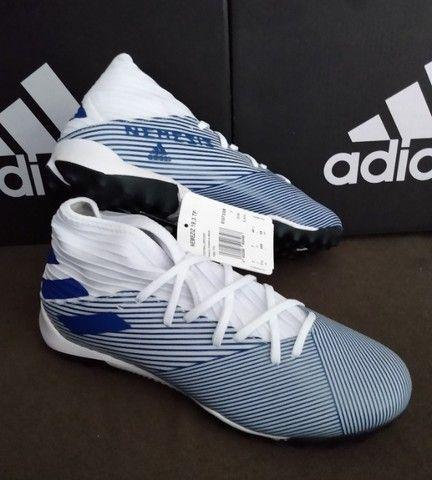 Chuteira Adidas Nemeziz 19.3 TF Tam 38 & 39 (original / nova) - Foto 5