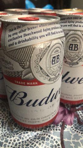Caixa de Budweiser 30,00