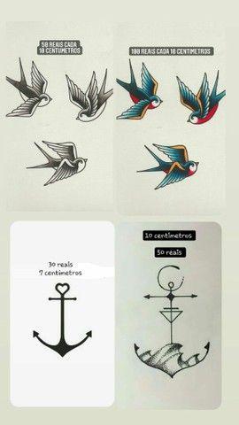 (Tatuagem) tattoo a domicílio  - Foto 4