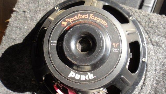 """Subwoofer Punch 12"""" - Foto 3"""