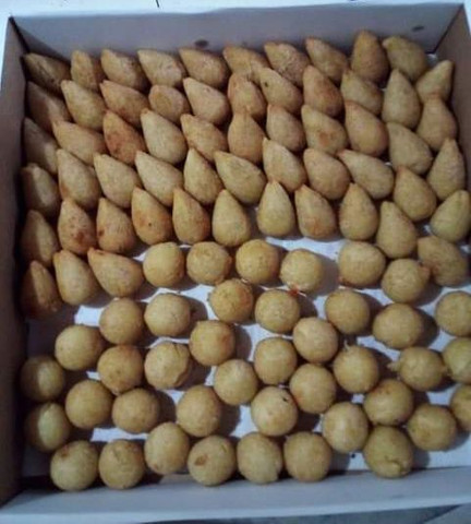 Salgados fritos e congelados  - Foto 2