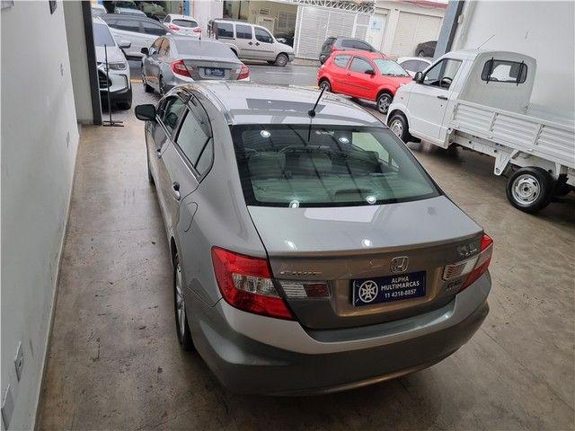 Honda Civic 2014 2.0 lxr 16v flex 4p automático - Foto 7