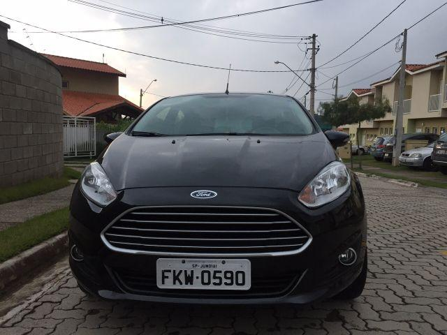 Carros Ford Fiesta 2014 Ford Fiesta 2013/2014 Completo