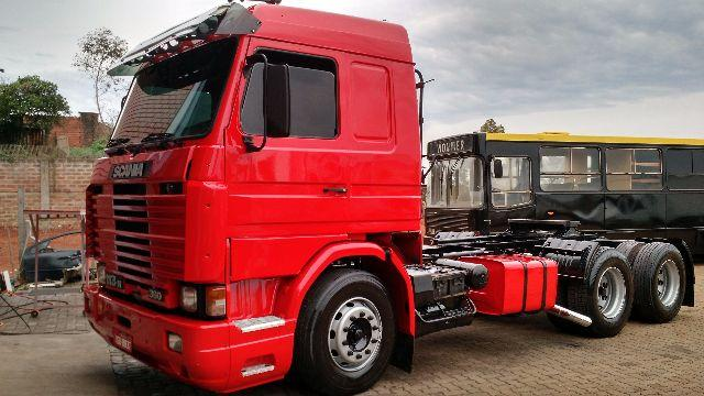 SCANIA 113 TOP LINE FRONTAL ANO 98