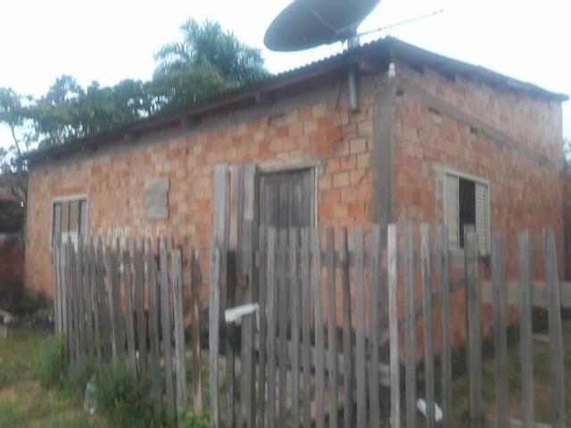 Vendo casa bairro teixeirao