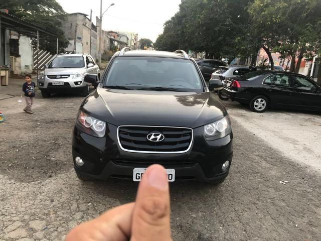 Hyundai Santa Fé 4x4 3.5 V6 Automático 2011
