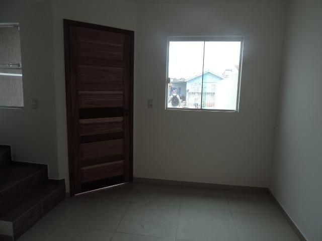 Sobrados novos triplex no Umbará com 02 quartos - Foto 7