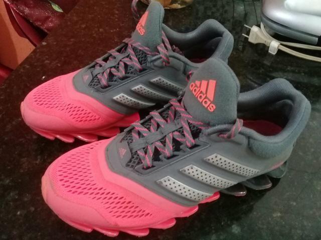 hot sale online a03c7 d5fe8 ... low cost tênis adidas springblade original 99667 69624 ...