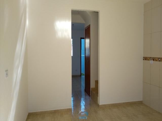 Ótimo sobrado no vitória régia com 3 quartos, sala, cozinha, banheiro, lavabo - Foto 18