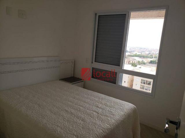 Apartamento com 1 dormitório para alugar, 40 m² por r$ 1.500,00/mês - jardim novo mundo -  - Foto 5