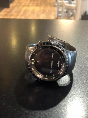 e51830eee74 Relógio Suunto Core Classic All Black Military