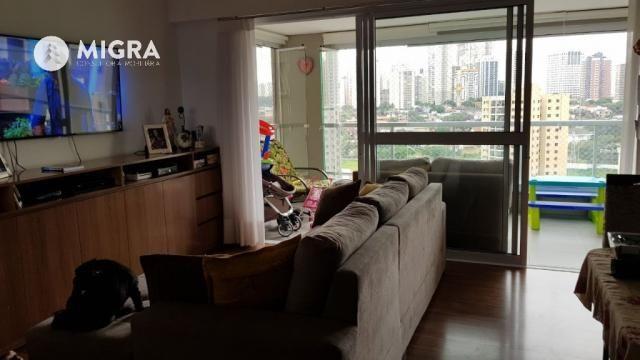 Apartamento à venda com 4 dormitórios em Vila ema, São josé dos campos cod:364 - Foto 2