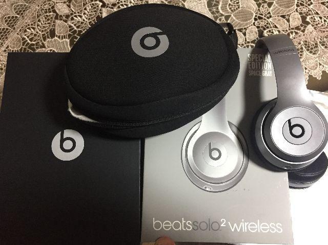 Beats Solo2 wireless fone de ouvido