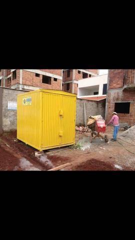 Container, empresa de locaçao