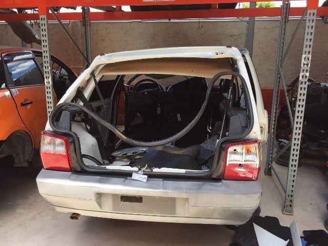 Peças usadas Fiat Uno Way 2011 2011 1.0 8v flex 66cv câmbio manual - Foto 2