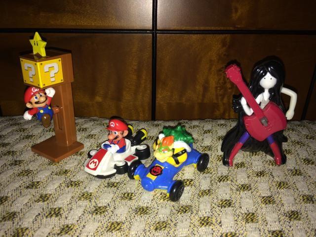 Super Mario -MC Lanche feliz